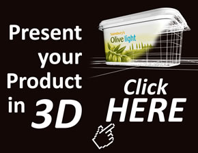 Present your product in 3D