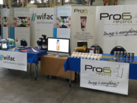 Presentation Pro6 at Open Days of Polytype Fribourg